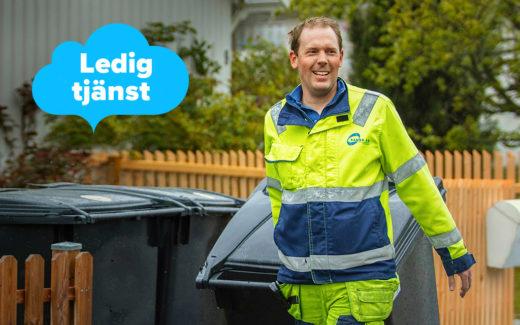 Vi söker Driftchef till renhållning